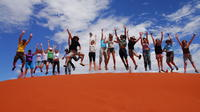 6-Day Alice Springs to Adelaide Small Group Adventure including Ayers Rock and Kings Canyon