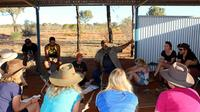 Aboriginal Homelands Experience from Ayers Rock including Sunset