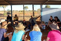 6-Day Rock Patrol Trip Adelaide to Alice Springs or Uluru