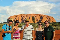 Ayers Rock Day Trip from Alice Springs Including Uluru